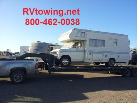 RV Towing Services